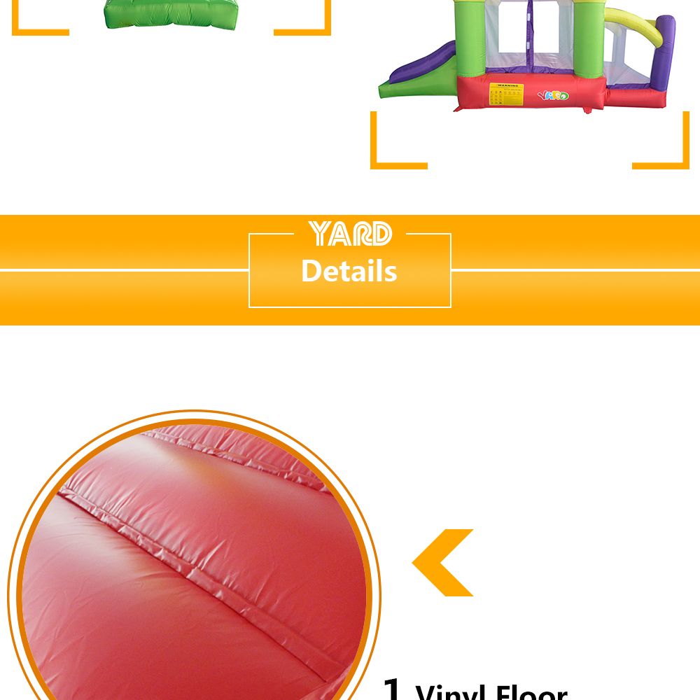 6018 inflatable trampoline bounce house bouncy castle bouncer_03