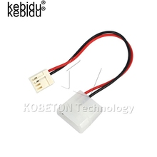 "Kebidu 2 in 1 SATA to IDE Adapter IDE to SATA Converter 40 pin 2.5"" inch Hard Disk Driver Support for ATA 133 100 HDD CD DVD(China)"
