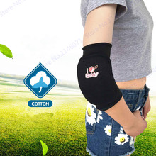 Youth Hockey Elbow Pads Football Support Sponge Thicken Dance Elbow Guard Support Youth Crashpoorf Sport Skating Elbow Supporter(China)