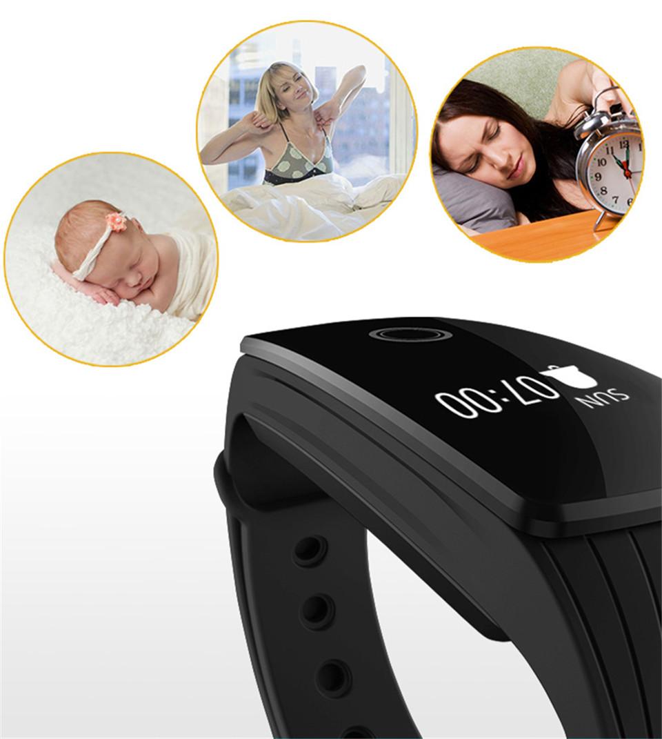 Teamyo New V05C Smart Band Pulse Heart Rate Monitor Smart Wristband Fitness Tracker Pedometer Sleep Tracker IOS Android Bracelet 11