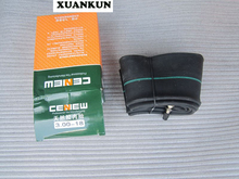XUANKUN Motorcycle Front Wheel Inner Tube 300-18 CA250 XV250 QJ250-3 250(China)