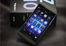 100% Original unlocked BlackBerry Z10 Cell phones phone 4.2 Capacitive touch screen,8MP camera(Hong Kong)
