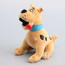Cute Scooby Doo Dog Plush Toy Soft Stuffed Animals Kids Gift 16 CM