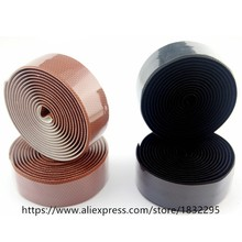 Buy Bicycle Handlebar Tapes Cycling Road Bike Sports Bike Cork Handlebar Tape 2 Bar Plugs Carbon fiber belts strap Bicycle Parts for $8.50 in AliExpress store