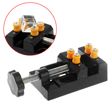 DIY Table Vise Bench Lathe Jewelry Crafts Modeling Work Hand Tool Fixed Lock Repair Tools