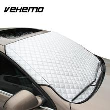 Car SUV Front Window Windshield Sunshade Snow Cover Sun Reflective Shade Visor(China)