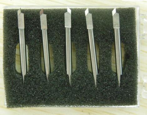 5 pcs 30 Degree For Summa T Cutting Blade Vinyl Cutter Plotter Blades Knife<br>