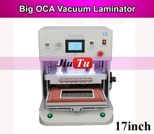 New Arrive 3 Size Factory LCD Refurbish Machine OCA Vacuum Laminating Tablets Phone OLED Edge LCD Screen Glass Replace Equipment(China)