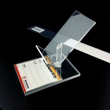 Free Shipping 10pcs New Style high chair shape Mobile cell Phone Display rack show Holder Stand Mount Clear Acrylic