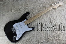 Top Quality ST electric guitar New arrival Eric Clapton Signature BLACKIE ST/Strat/Stratocaster Electric Guitar @16(China)