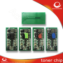 Compatible For Ricoh CL4000/SP C410 C411 laser printer Color cartridge CL C4000 Reset Toner chip for Ricoh C411
