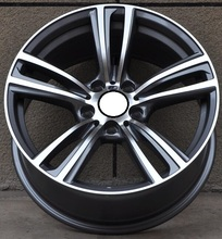 18X8.0 5x120 Car Aluminum Alloy Rims fit for BMW 1 3 5 SERIES(China)