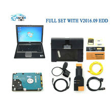 Best Top-Rated for bmw icom a2 with laptop +software V2016.09 + DELL D630 ready to work 3in1 programming & diagnostic DHL free