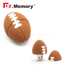 USB flash drive rugby USB Stick The ellipse Pen Drive 16gb usb flash drive 1pc/lot U Disk OEM memory stick 32gb