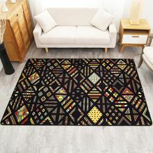 Modern Fashion Triangle Geometric Pattern Tea Table Sofa Carpet Non-Slip Living Room Bedroom Rug Home Decorator Floor Rug(China)