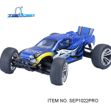 SUPERCAR HOBBY RC CAR 1/10 PROFESSIONAL ELECTRIC POWERED 4X4 OFF ROAD TRUGGY LI-PO BATTERY NOT INCLUDED (ITEM NO. SEP1022PRO)