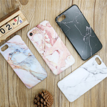 "Mobile Phone Bags & Case For iphone 6 6S 7 4.7"" 6Plus 7Plus 5.5"" Phone Cases Protect Cover Marble Stone image Thin Coque Capa"