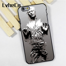 LvheCn phone case cover fit for iPhone 4 4s 5 5s 5c SE 6 6s 7 8 plus X ipod touch 4 5 6 Hans Solo Frozen Carbonite Star Wars Art(China)