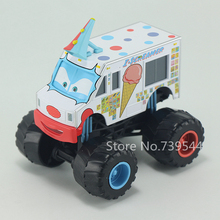 Pixar Cars I-Screamer Ice Cream Truck Diecast Toy Car For Children Gift 1:55 Loose New In Stock