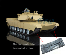 HengLong 1/16 M1A2 Abrams RC Tank Metal Tracks Sprockets Idler Wheels 3918