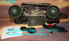 remote control download sound mp3 player bird hunting equipment