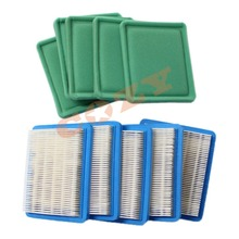 5 sets Air Pre Filter for Briggs & Stratton 491588 491588S 399959 5043+ Pre 493537 050007 119-1909(China)