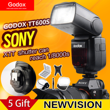 Godox TT600S GN60 2.4G Camera Flash Speedlite for Sony a7II/a7/a7r/a7s/A6000