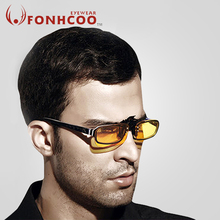 2017 FONHCOO Spectacle lens Clip glasses Applicable all kinds glasses Anti blue ray radiation computer goggle gaming glasses