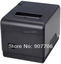 point of sale thermal receipt printer XP-200 auto cutter interfaces LAN/Ethernet port print speed 200mm/s 80mm thermal printer