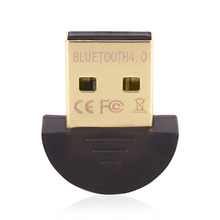 NEW USB Bluetooth Adapter Mini Adapter Bluetooth Dongle V 4.0 Dual Mode Wireless Bluetooth Receiver Computer Adapter For Windows