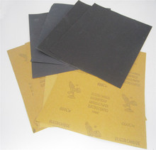 Sheet Surface Finish abrasive paper sandpaper grind wet dry tool automotive sand wood furniture turning polish buffing plastic(China)