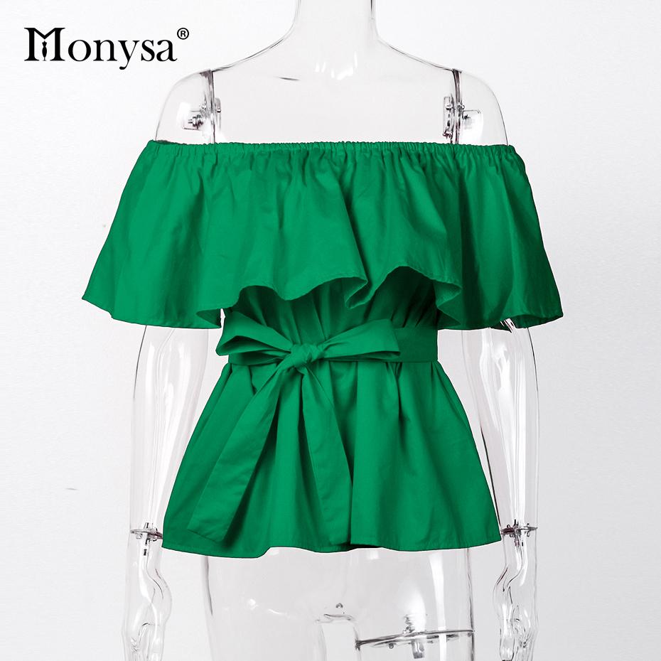 Monysa green