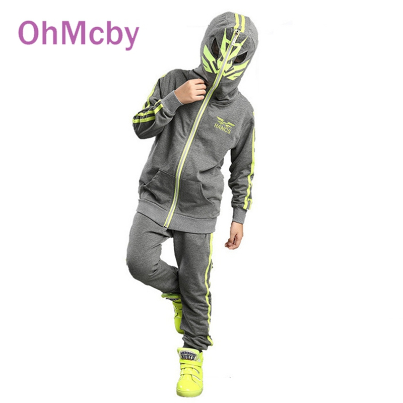 2017 Fashion Spring Autumn Children Clothing Set Hoodies Boys Spider Man Tracksuits Clothing Set Kids Casual Clothes Age 5-12T<br><br>Aliexpress