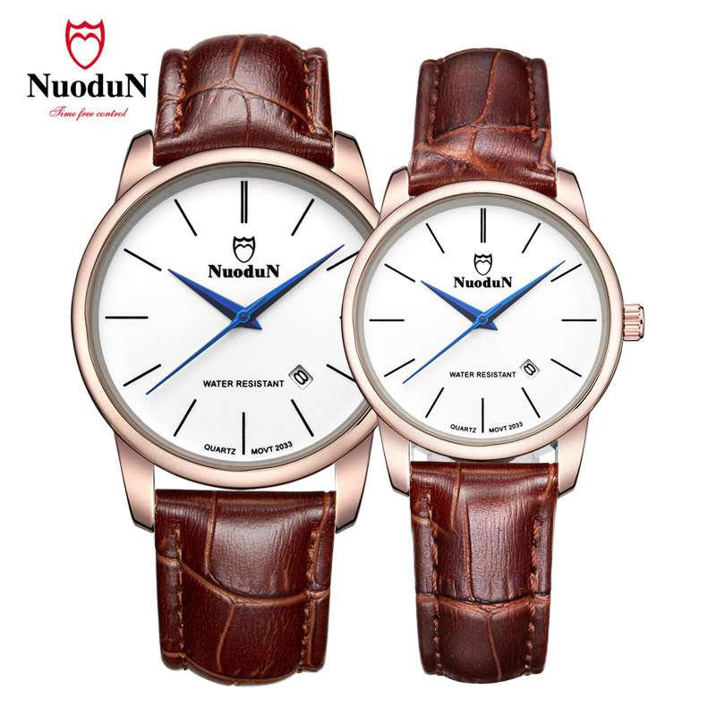 Lovers Watch  men Women watches leather strap quartz watch Business sports dashboard Waterproof Quartz relogio masculino 2033PQL<br><br>Aliexpress