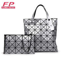 2017 Hot Sale Bao Bao Lattice Ladies Issey Bag Geometric Diamond Fashion Handbag Luxury Shoulder Bag Top Design Shopping Bag