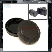 Camera Rear Lens Cap + Body Front Cap for Samsung NX1 NX5 NX30 NX20 NX11 NX500 NX300 NX210 NX100 NX3000 NX2000 NX1000 as LR8