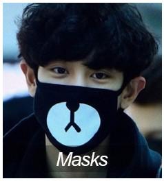 11 masks