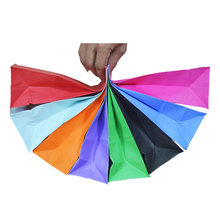 Kraft Paper Gift Bags 10pcs/lot Wedding Candy Packaging Recyclable Jewelry Food Bread Shopping Party Bags For Boutique 19colors