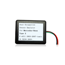 wholesale for Mercedes benz MB SRS Emulator E W211 SL W230 SLK W171 seat emulator Airbag reset tool Type 2(China)