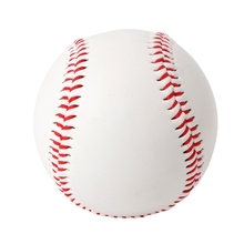 "1PC 9"" Soft Sport Game Practice Training Base Ball BaseBall Softball Useful Useful(China)"