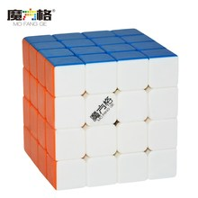 Qiyi MoFangGe MFG WindCloud 4x4x4 Stickerless Speed Magic Cube Puzzle Brain Teaser Educational Toys for Kids Children