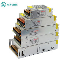 Led Power Supply 12V 2A 5A 10A 20A 30A 40A Led driver power adpater transformer for led strip light