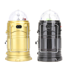 Portable Mini 3 in 1 Mult-function lightweight Lantern Collapsible Hiking Night Light Tent Stage Lamp Flashlight Camping Lights