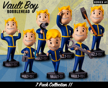 Original Gaming Heads Fallout 4 Vault Boy Bobbleheads Series 1 PVC Action Figure with box Kids Toy Christmas Gifts(China)