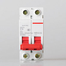 2P 16A electrical breakers,Automatic air switch,circuit breaker,vacuum short - circuit protection,Free Shipping J16771(China)