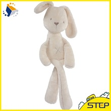 Dropshipping Hot Promotion MaMas&Papas Cute Bunny Rabbit Baby Soft Plush Toys Brinquedos 50CM White Baby Toys ST035(China)