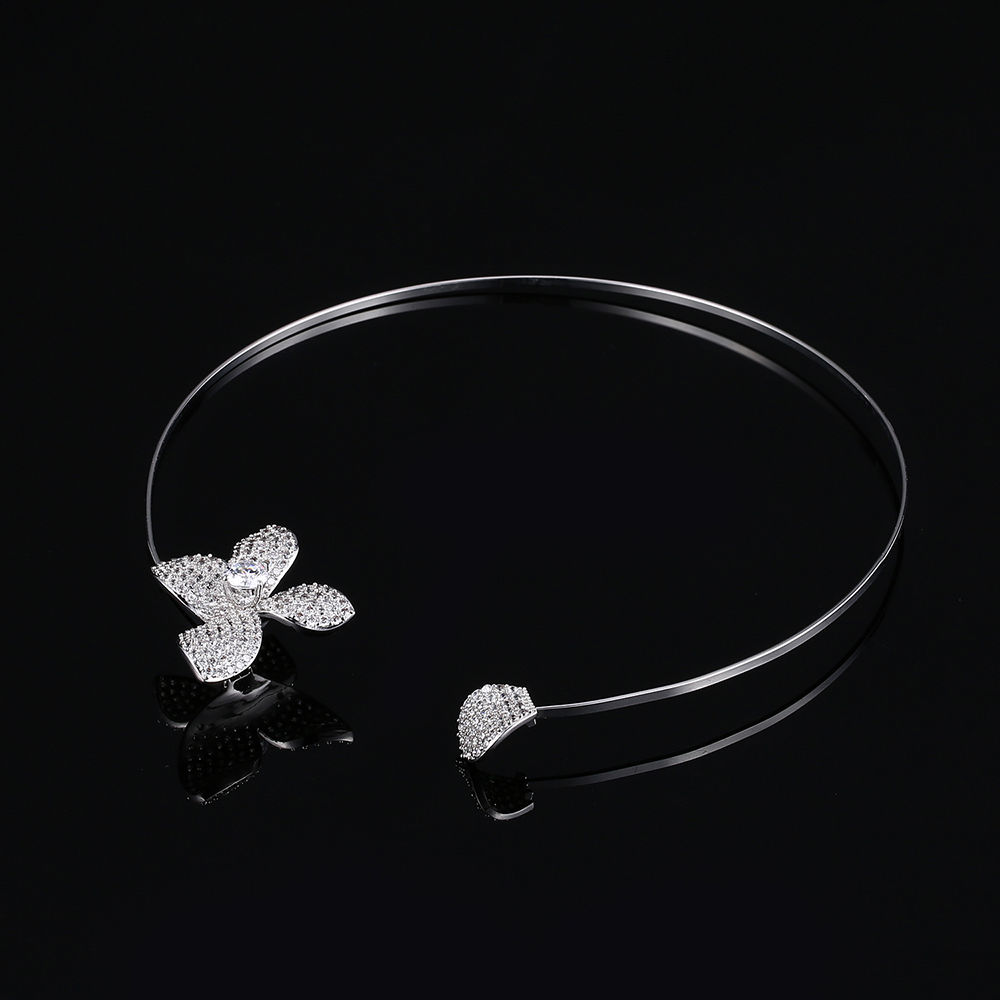 flower jewelry sets for Bridesmaid (7)