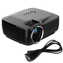 GP70UP Android 4.4 LED Projector Home Cinema Theater 1080P Full HD Wi-Fi Bluetooth Projector Mini Video Projector