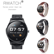 RWATCH R11 Smart Watch Infrared Remote Controller Heart Rate Calls/SMS Sedentary Reminder Sleep Monitor smartwatch for phone