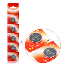 5pcs/lot CR1620 1620 ECR1620 button cell coin BATTERY for Watch Game Lighter ,5pcs CR1620 XINLU Brand battery